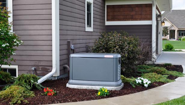 Honeywell Home Standby Generator