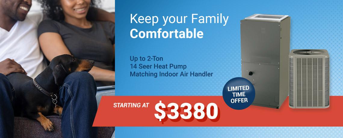Slide-Heat-Pump