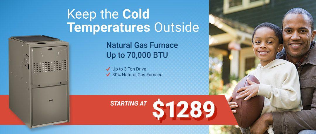 Natural Gas Furnace slide