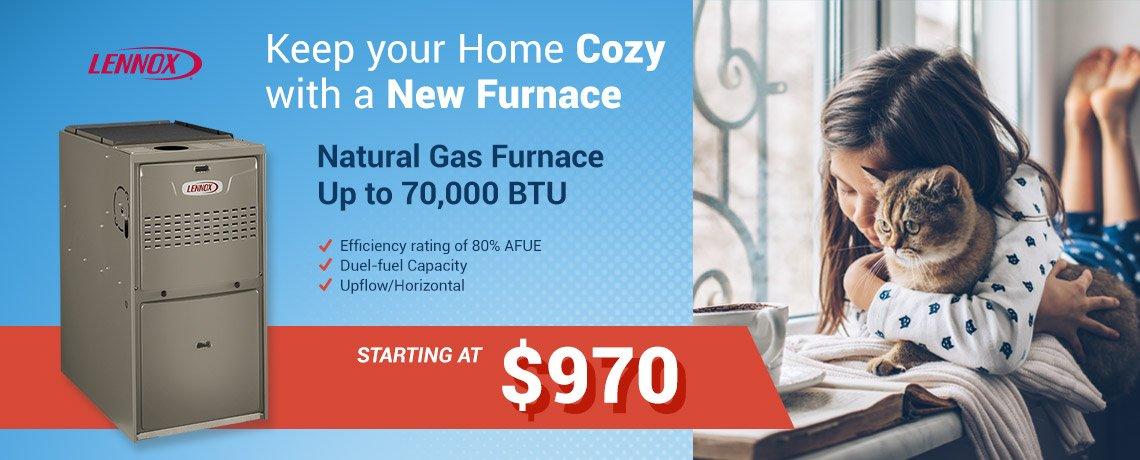 Original Furnace Offer