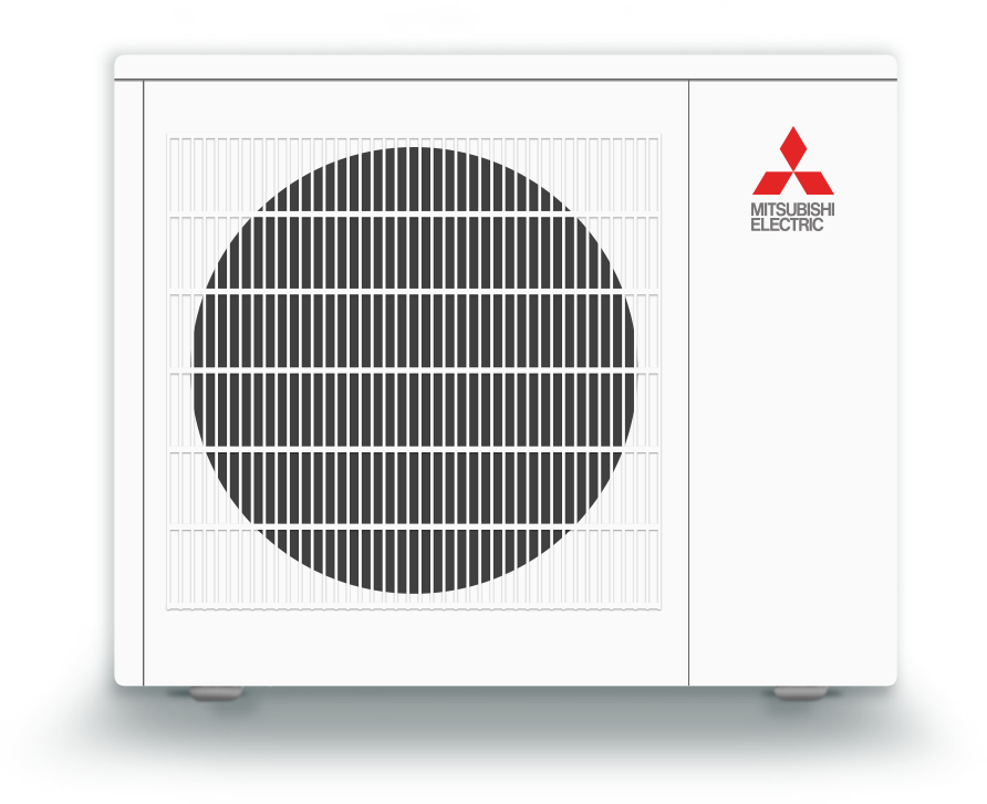 Mitsubishi Ductless Mini Split Image