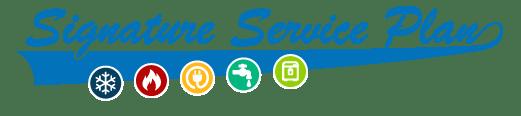 Signature Service Plan Logo